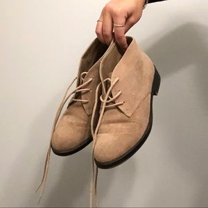 Steve Madden Laced Boots